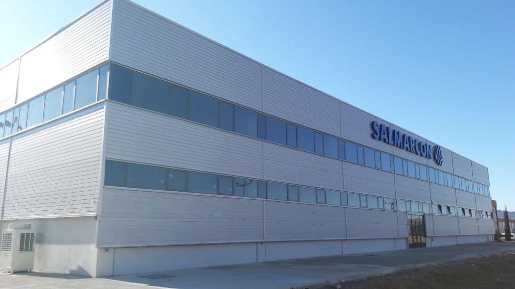 Salmarcon Fabrika Foto